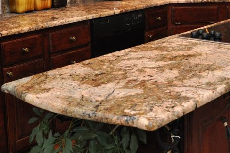 kitchen countertop edges types of granite countertop edges home ideas collection
