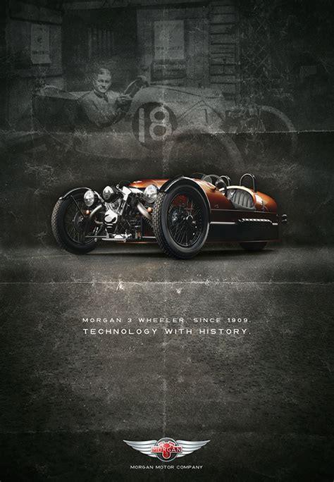 Motor Trade Official Website by 3 Wheeler Advertisment On Behance