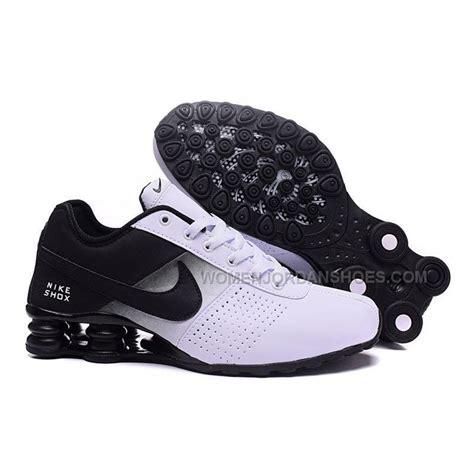 Nike Shock Black nike shox deliver black white 2016 new price 75 00