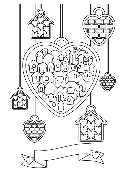 Coloring Page Challenge by January Coloring Challenge The Coloring Book Club