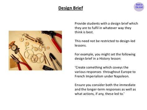 design brief technology student differentiation deviser 1