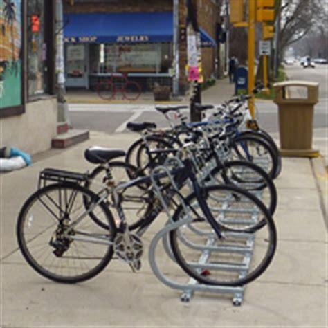 Bike Racks Wi by Bike Parking Program Programs Bike City Of