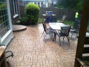 how much does sted concrete patios cost best sted