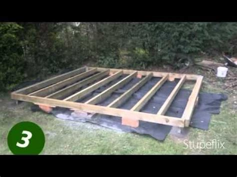 How To Level A Shed Foundation by 17 Best Ideas About Shed Base On Building A