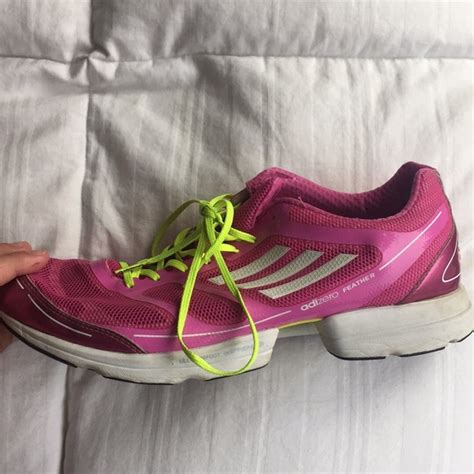60 adidas shoes neon pink adidas tennis shoes size 10 from s closet on poshmark