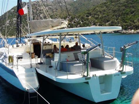 trimaran greece trimaran conan 24 m greece locazur