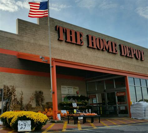 the home depot harrisburg pa company profile