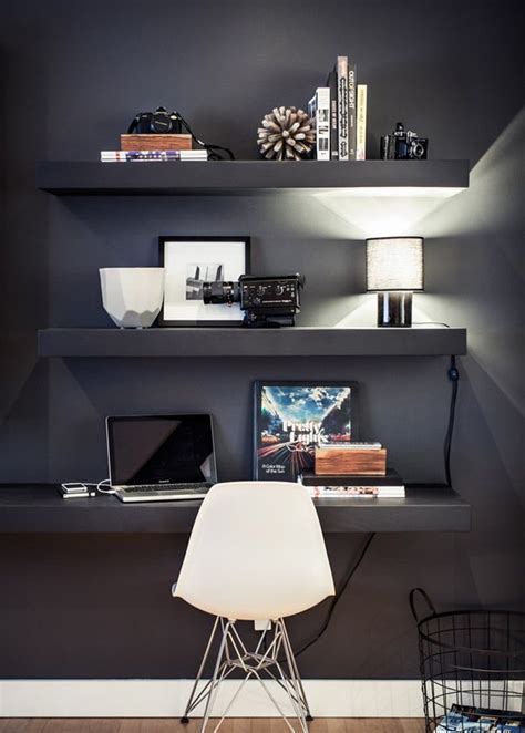decorating with floating shelves interior design styles 40 floating shelves for every room renoguide