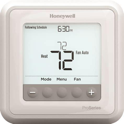 Heated Floor Thermostat Honeywell ? Gurus Floor