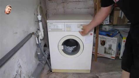 Waschmaschine Alt Gegen Neu 3968 by Kohleb 252 Rsten Wechsel An Einer Waschmaschine