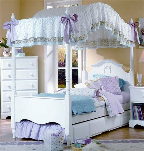 Is This Nice Choose For Girls Room Girls Canopy Bed Canopy Bedding Sets