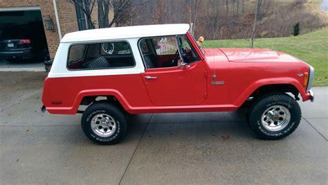 1973 jeep commando for sale 1973 jeep commando 4 215 4 5 0l for sale