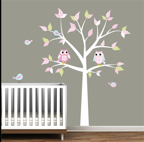 27 Best Images About Girls Bathroom On Pinterest Owl Vinyl Tree Wall Decals For Nursery