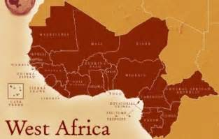 west countries list of countries in west africa - West Africa Countries