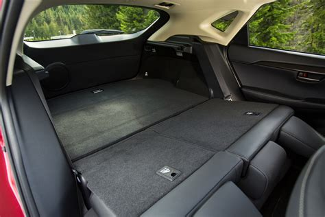 lexus nx interior trunk 2015 lexus nx review autoevolution