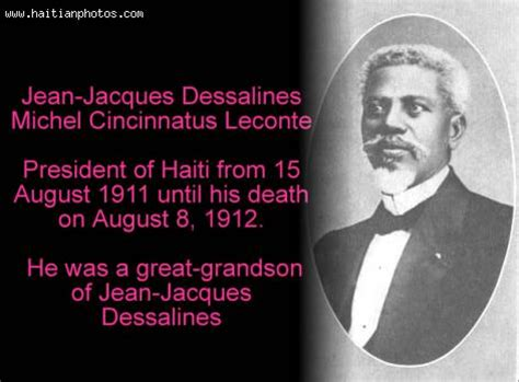 Which Presidents Died In Office by Cincinnatus Leconte Haitian President Died In Office
