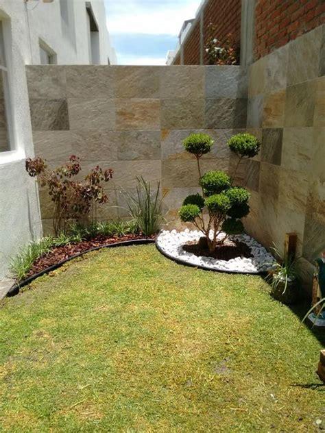 imagenes de jardines minimalistas pequeños dise 241 o de jardines para casas conoce las tendencias 2018