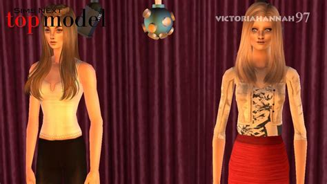 The Sims Next Top Model Week One by Sims Next Top Model Cycle 11 Episode 7 Part 1