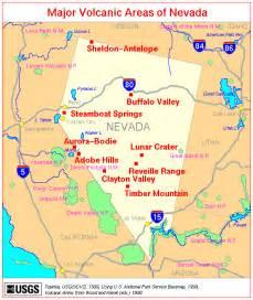 nevada map and nevada satellite image