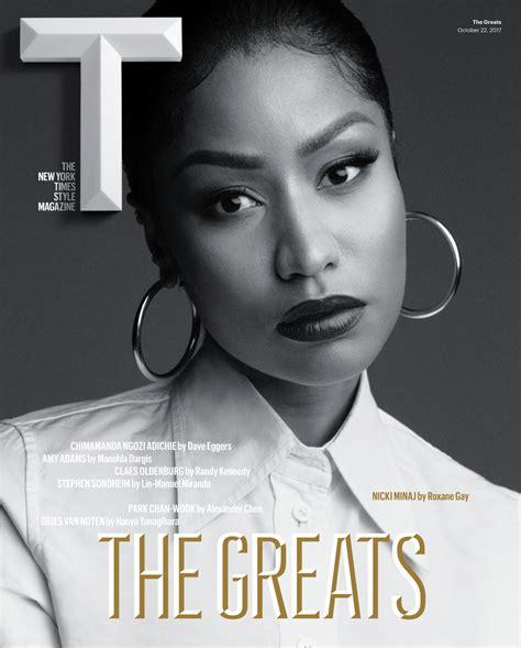 Style In The Ny Times by Armanikedu Nicki Minaj Chimamanda Ngozi Adichie