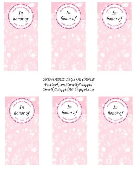 printable ribbon tags 302 best images about pink ribbon on pinterest breast