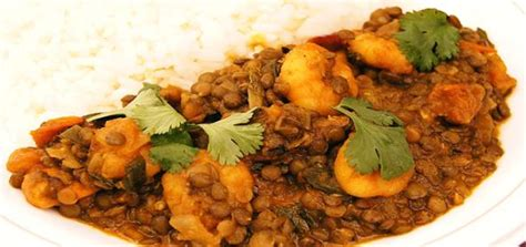 Brown Lentils 600 Gram Lentil Coklat 600 Gr Premium Quality green lentil and king prawn curry recipe how to make