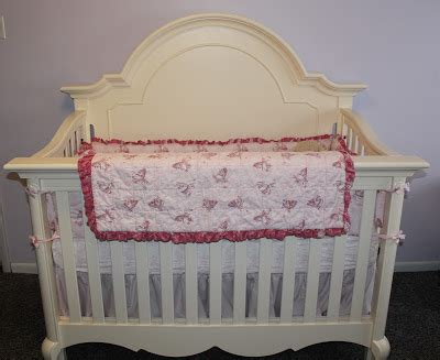 Simply Shabby Chic Crib Bedding Schnelle S Nursery Tour