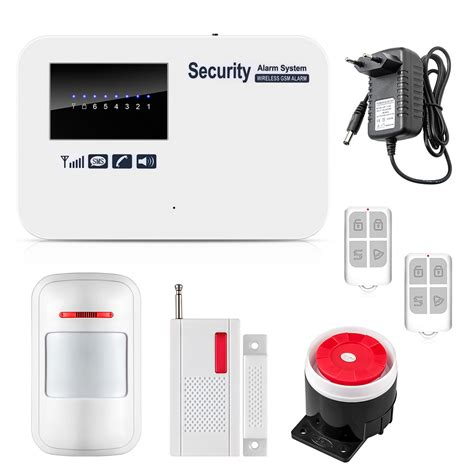 inventors7b home security system different types of home
