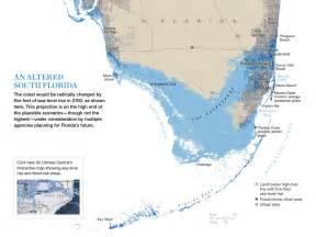 climate map of florida treading water map florida in 2100 national