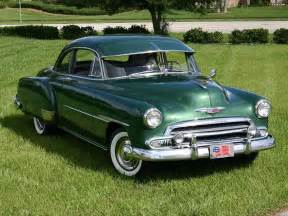 1951 Chevrolet Styleline 1951 Chevrolet Styleline Information And Photos Momentcar