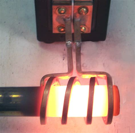 induction heater forge planet plots modern technology return of the blacksmith