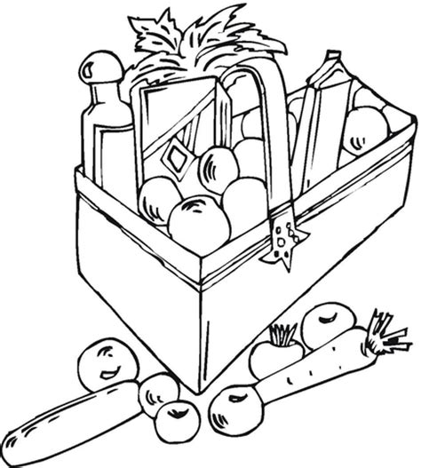 printable coloring pages grocery store printable coloring picture of a grocery store coloring pages