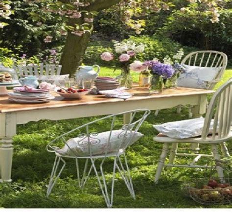 imagenes jardines vintage decoraci 243 n de estilo vintage para jardines