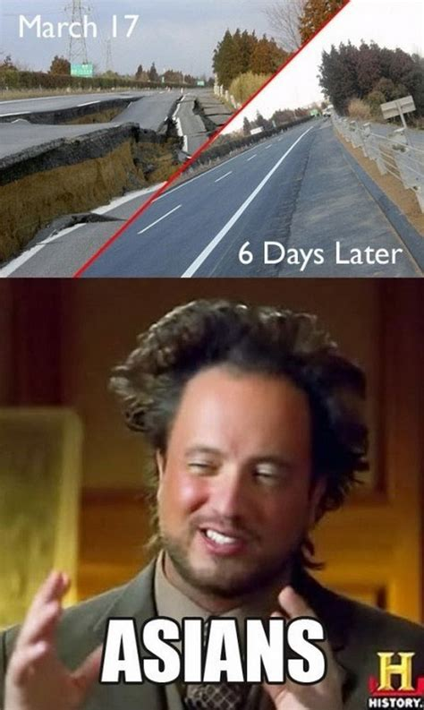 Funny Japanese Memes - japan before and after the tsunami humor hub