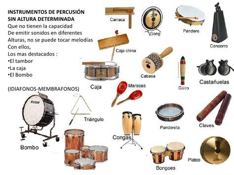 imagenes de instrumentos musicales y sus nombres instrumentos musicales