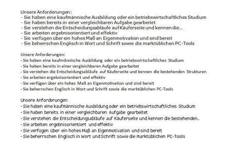 Bewerbung Einleitung Forum Einleitung Sales Representative Vertrieb Au 223 Endienst