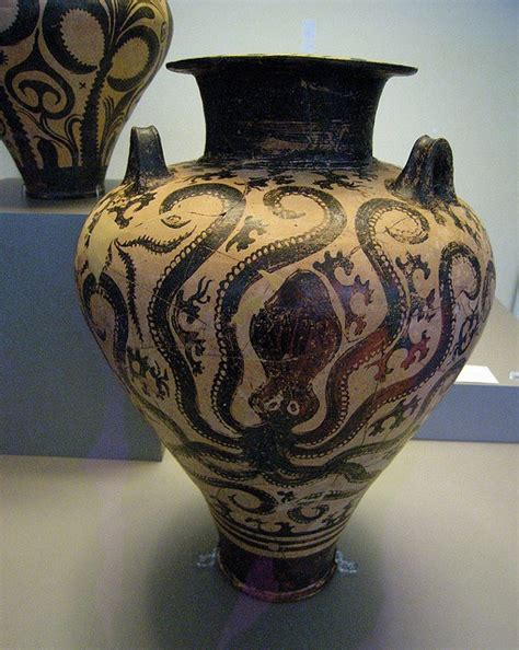 Octopus Vase Minoan by 49 Best Octopus Jars Images On Minoan Ancient Greece And Culture