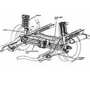 Car Rear Suspension Diagram 93 Taurus