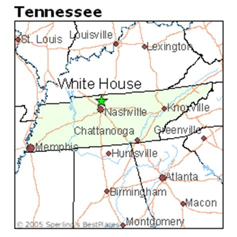 Best Places To Live In White House Tennessee
