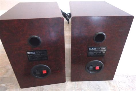 teac ls mc95 bookshelf speakers see and 50 similar