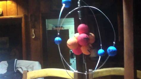 como construir una maqueta de un atomo de aluminio maqueta del atomo de berilio usb youtube