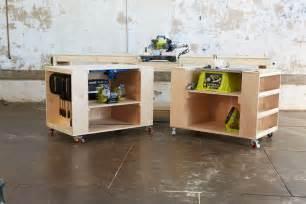 work bench diy white ultimate roll away workbench system for ryobi