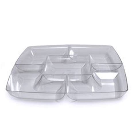 sectional paper plates serving trays and bowls party at lewis elegant party