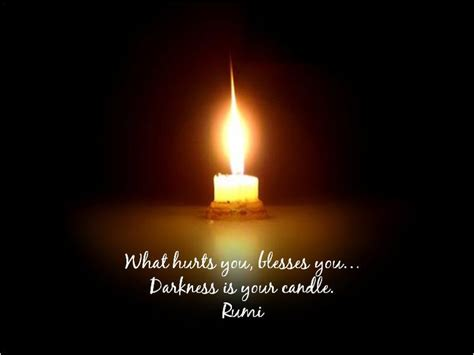 Candle Quotes Rumi