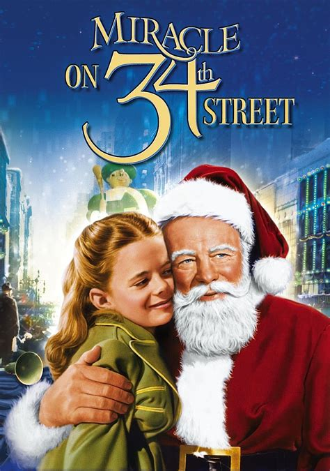 Miracle On 34th by Miracle On 34th Street Movie Fanart Fanart Tv