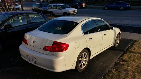 lexus infiniti g35 il fs 2005 infiniti g35 white sedan clublexus lexus
