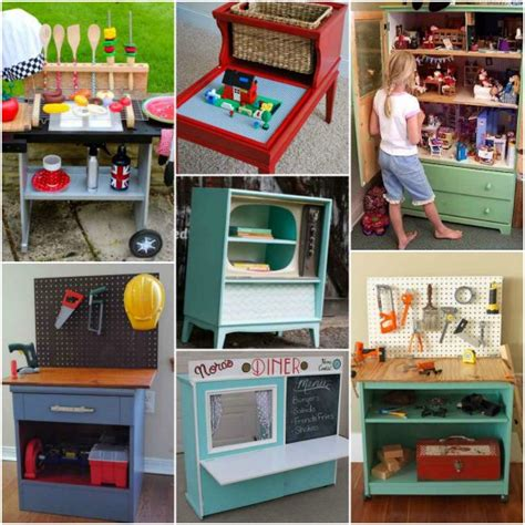 recycle your old furniture into a toy planetfem uk 18 brilliant ways to turn old furniture into toys