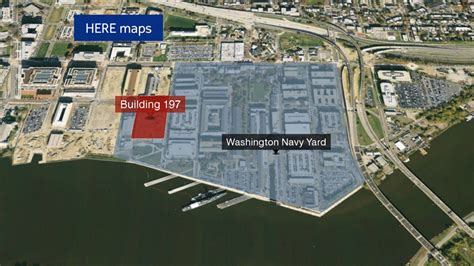 washington navy yard map new at least 13 dead in washington navy yard shooting