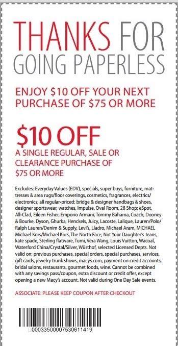 Promo April Blush macys cosmetics coupons printable coupons