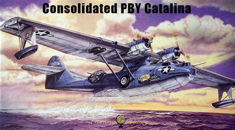 boat world usa world war ii consolidated pby catalina learning history